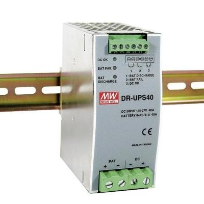 DR-UPS40 - Контроллер заряда для построения резервных и бесперебойных источников питания