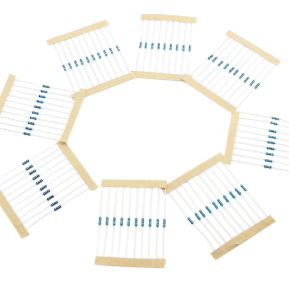 KM12 - Набор резисторов C (0,25 Вт. 1%, 400 шт.)