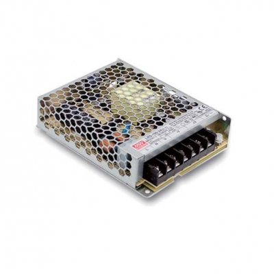 LRS-100-24 - Источник питания 24В / 100Вт / 4,5A