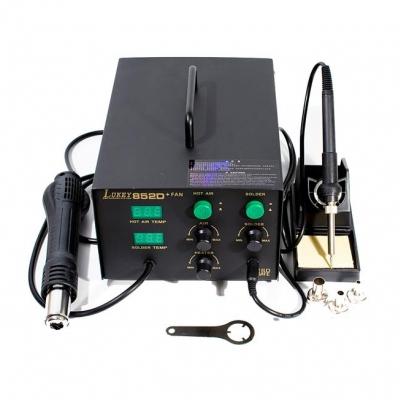 LUKEY-852D - Термовоздушная монтажно-демонтажная паяльная станция