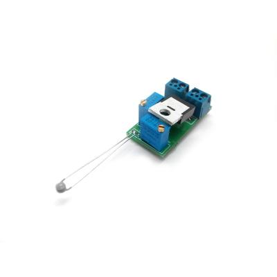MP12F - Эффективный автоматический контролер вентилятора охлаждения