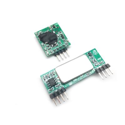 MP433PRO - Комплект беспроводного приемника и передатчика большой дальности 433 мГц
