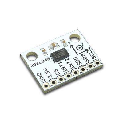 MP581 - Трёхосевой акселерометр с цифровым интерфейсом (I2C)