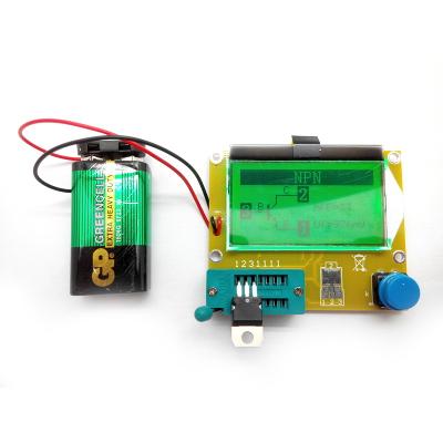 MP700 - Тестер параметров и исправности электронных компонентов (R/L/C, N/P/M, ESR)
