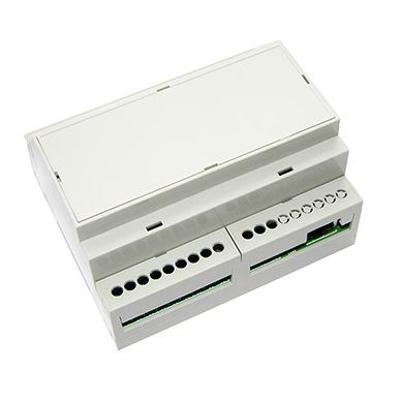 MP717 KBX-3D - Ethernet реле на DIN-рейку с технологией М2М