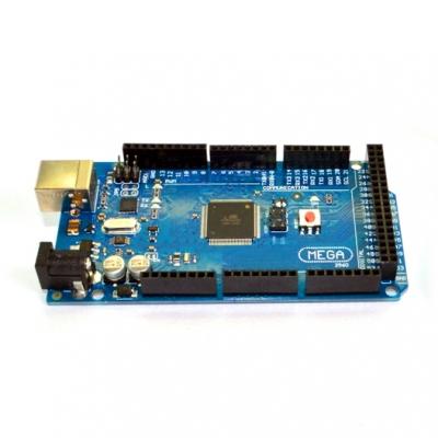 Mega 2560 -16U2 - Arduino Mega 2560 -16U2 - аппаратно программная платформа для быстрой разработки электронных устройств.