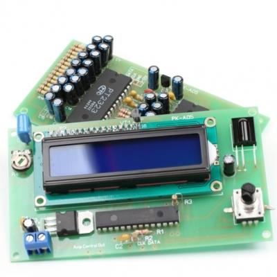 NM0105 - Контроллер домашнего кинотеатра - набор для пайки