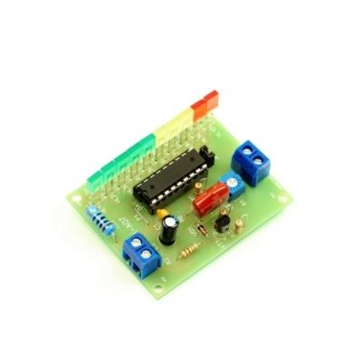 NM0107 - Набор для сборки индикатора выходной мощности УНЧ