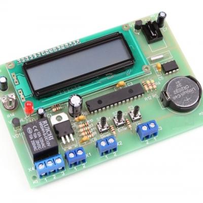 NM0302 - Термостат с дистанционным управлением - набор для пайки
