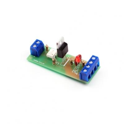 NM0501 - Набор для сборки модуля коммутации силовой нагрузки 2.2кВт 220В