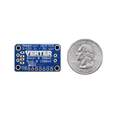 AF0001 - DC/DC конвертер VERTER USB 3...12В/5В 1А