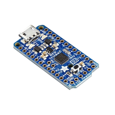 AF0010 - Программируеммый модуль без пайки Adafruit Pro Trinket 3V 12MHz