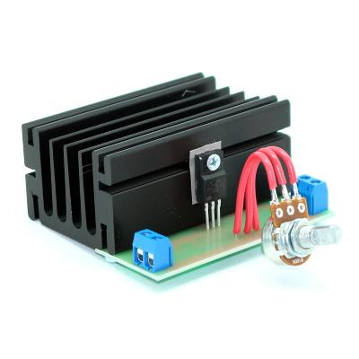 BM071 - Регулятор мощности 220 В / 3 кВт (K1182ПМ1T)