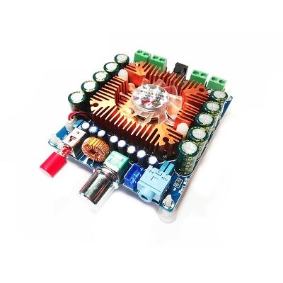 BM2043pro - Усилитель НЧ 4х80 Вт (TDA7850)