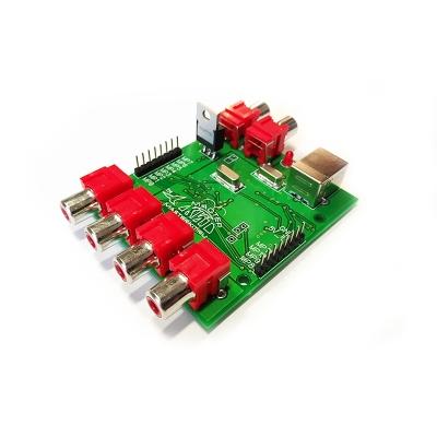 BM2114dsp - DSP процессор для цифровой обработки звука на базе ADAU1701