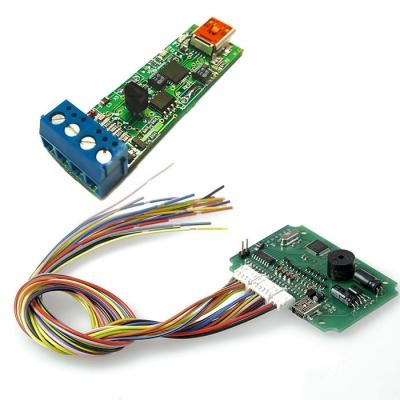 BM5402 + BM9213M - Автомобильный адаптер K-L-линии + мультифункциональный модуль управления