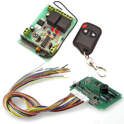 BM5402 + MP325M - Мультифункциональный модуль управления + беспроводное реле диапазона 433 МГц (до 2 кВт)