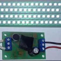 BM6220 - Светодиодный светильник 220В с акустическим и световым датчиками включения