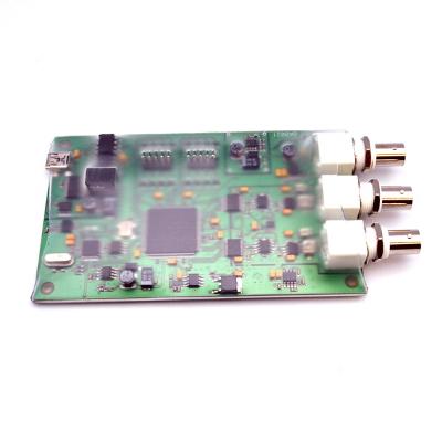 BM8021 - Цифровой запоминающий USB-осциллограф