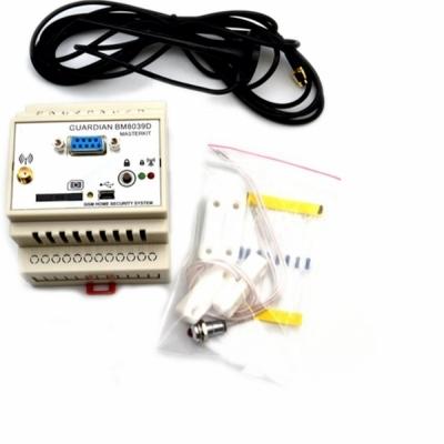 BM8039D - Интеллектуальное управляющее и охранное устройство - GSM модуль на DIN-рейку