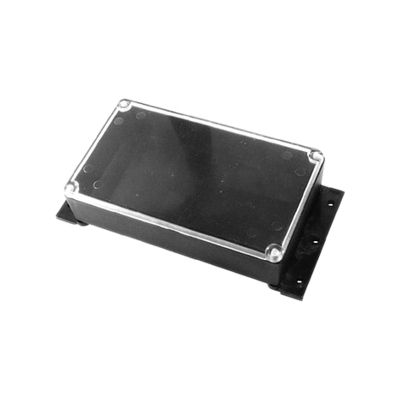 BOX-G089 - Корпус стандартный с прозрачной крышкой 120х70х30 мм