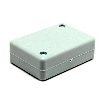 BOX-KA08 белый - Корпус пластиковый белый 65,5х45,5х20 мм
