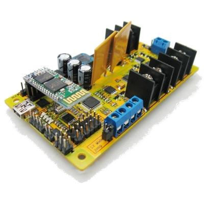 DA0001 - Arduino совместимый контроллер для роботов