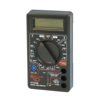 DT-830B - Мультиметр цифровой