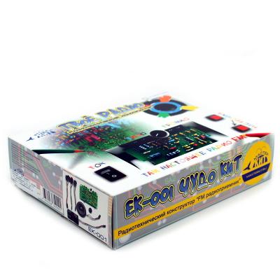 EK-001 - Радиоконструктор Твоё радио №1