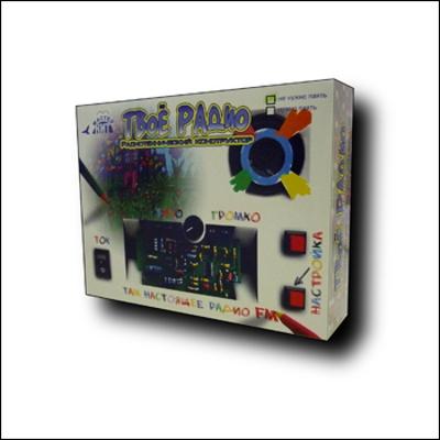EK-001P - Радиоконструктор - набор