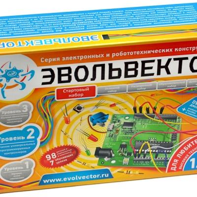 NRE0004 - Конструктор «Программируемые контроллеры Arduino». Стартовый набор. Уровень №2