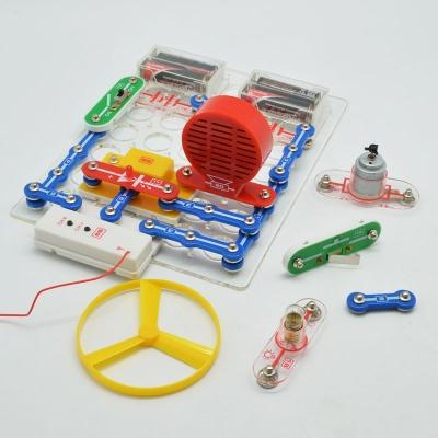 FB0017 - Электронный конструктор ЗНАТОК «Первые шаги в электронике» набор «С»