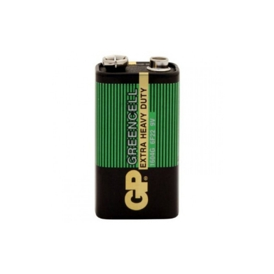 BAT [9V]1604G GREENCELL - BAT [9V]1604G GREENCELL (тип крона)