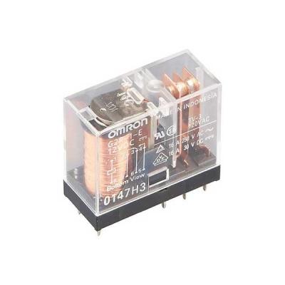 DK0114 - Реле электромеханическое G2R1E12DC, 250В, 16А