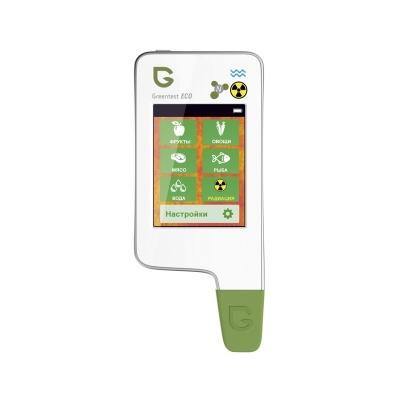 FB0135 - Нитратомер, измеритель жёсткости воды и дозиметр Greentest ECO5