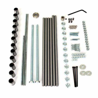 3D MC3 metal parts - Все металлические детали для изготовления 3D принтера MC3