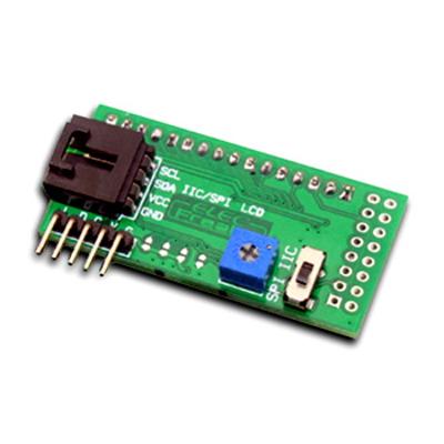IIC LCD - Модуль для подключения символьного дисплея