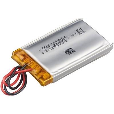 DK0198 - Аккумуляторы литий полимерные (Li-Pol) LP103454-PCM-LD, 3,7 В