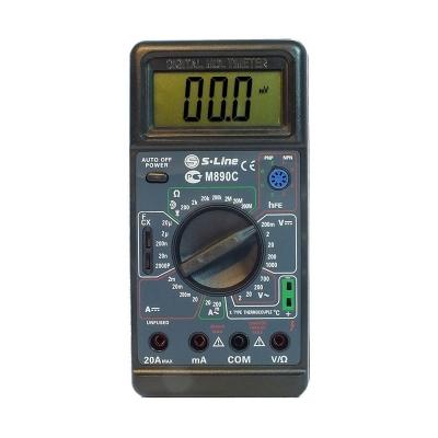 M-890C - Мультиметр цифровой