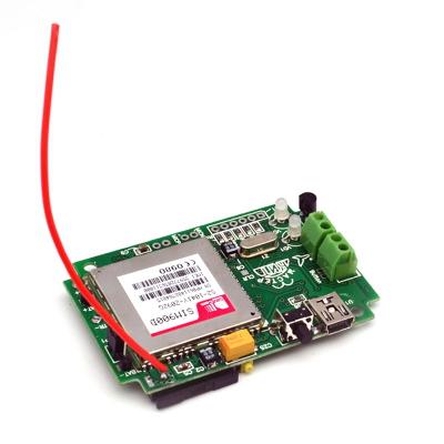 MA3401 - Автономная GSM-SMS сигнализация с функцией контроля и управления температурой