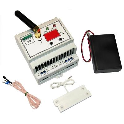 MP0211 - GSM термостат с индикатором температуры