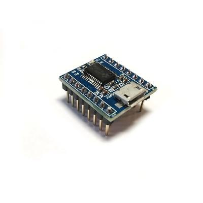 MP112 - Модуль воспроизведения MP3 файлов на базе аппаратного декодера JQ6500