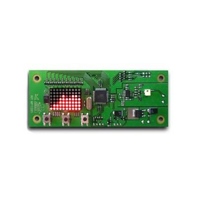 MP1205 - Цифровой индикатор спектра звукового сигнала (10 - полос)