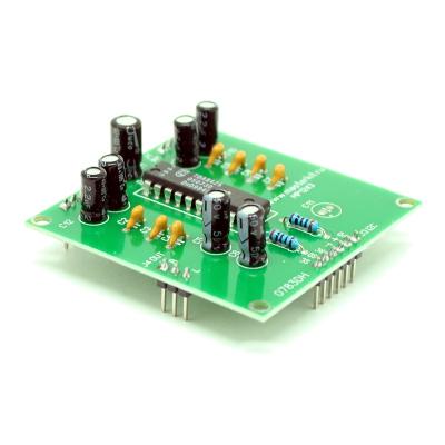 MP1243A - Hi-Fi аудиопроцессор (TDA8425), Расширение для ARDUINO