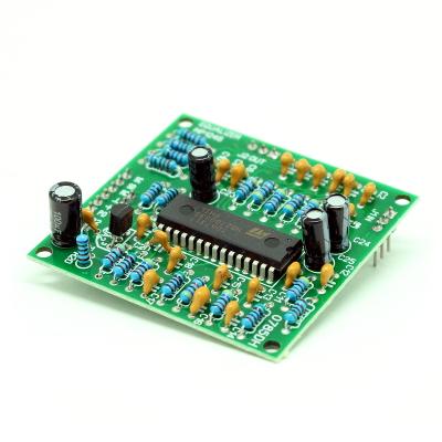 MP1246A - Предварительный усилитель, 5-полосный графический эквалайзер (TDA7317). Расширение для ARDUINO
