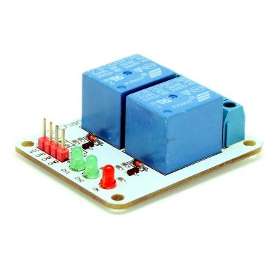 MP2211 - 2-x канальное исполнительное устройство (блок реле)