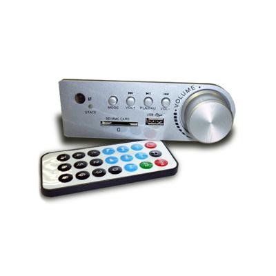 MP2388 - Простой встраиваемый USB-MP3 / WMA плеер