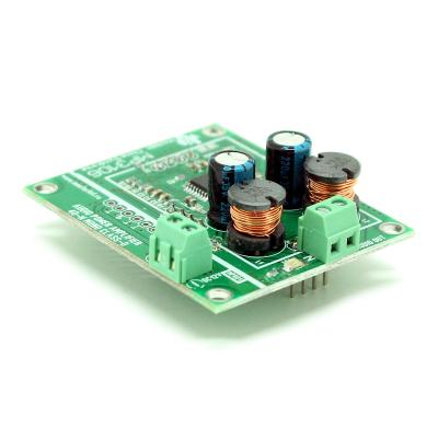 MP3106 - Цифровой усилитель D-класса мощностью 40 Вт моно.