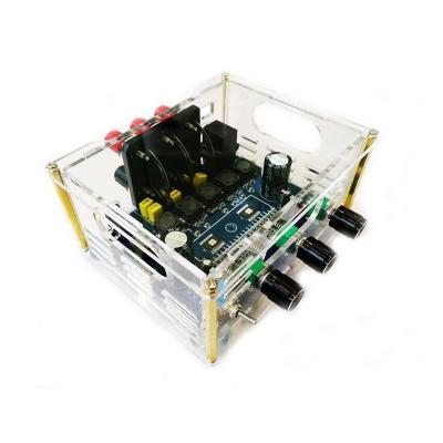 MP3117box - Усилитель НЧ D-класс 2.1, 2х50Вт, 1x100Вт (TPA3116)
