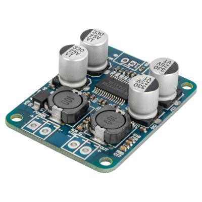 MP3118 - Встраиваемый моно усилитель НЧ класса D 1х60Вт (TPA3118)